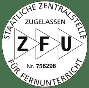 Staatliche Zulassung ZFU