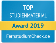 Erfahrungen Fernstudium in der Touristik Award 2019 Top Studienmaterial