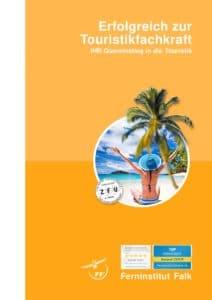 Karriere im Tourismus Infobroschüre